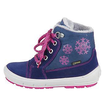Superfit Groovy 30930780 universelle vinter spædbørn sko