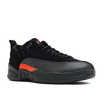 Air Jordan 12 Low Retro 'Max Orange' - 308317-003 - Shoes
