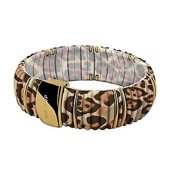 Hip hop ladies bracelet Bangle Bracelet silicone KInt HJ0144 jaguar