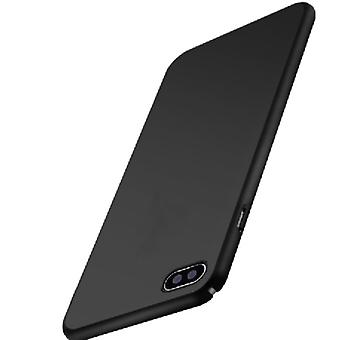 Frosted black case for iPhone 8 plus