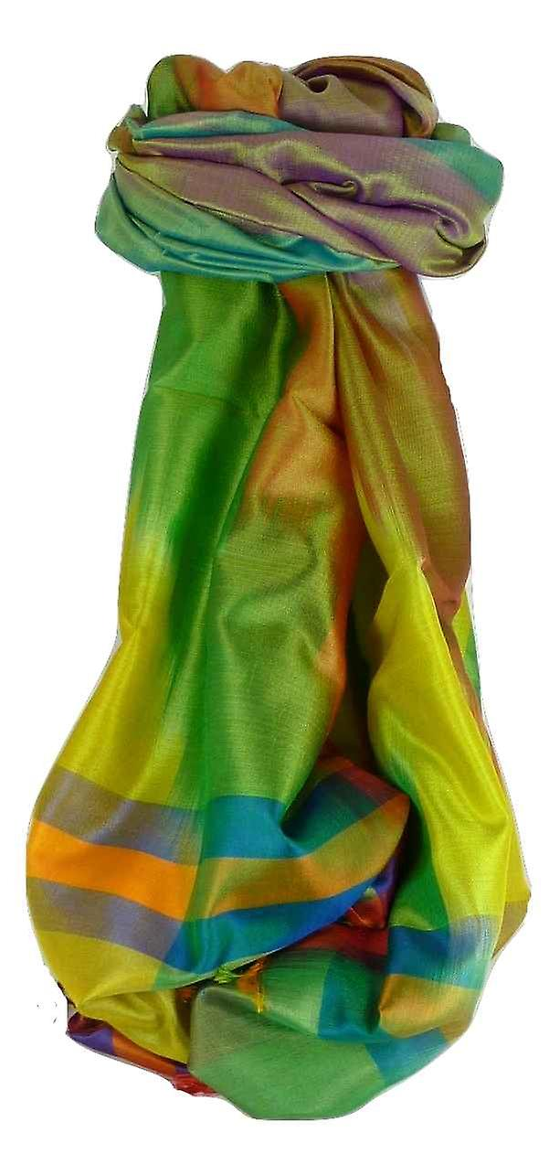 Varanasi Ekal Premium Silk Long Scarf Heritage Range Persad 6 by Pashmina & Silk