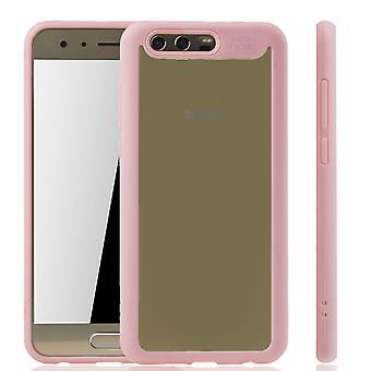 Ultra slim caso per Huawei honor 9 case mobili protezione coperchio rosa