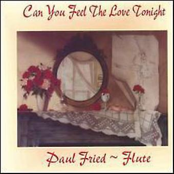 Paul Fried - Can You Feel the Love Tonight [CD] USA import