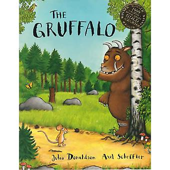 كتاب و Gruffalo بجوليا دونالدسون-أكسل شيفلر-9780333901762