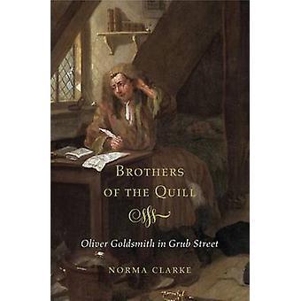 Fratelli del cannotto - Oliver Goldsmith in Grub Street di Norma Clark