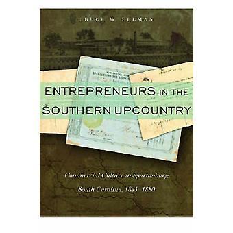Chefs d'entreprise dans le Sud Upcountry - Culture commerciale à Sparte