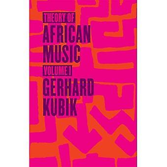 Teoría de la música africana: v.1