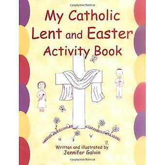 Mon Carême catholique et l'activité de Pâques du livre