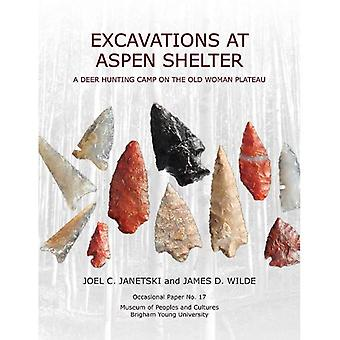 Excavations at Aspen Shelter: A Deer Hunting Camp on the Old Woman Plateau (Byu Occasional Papers)