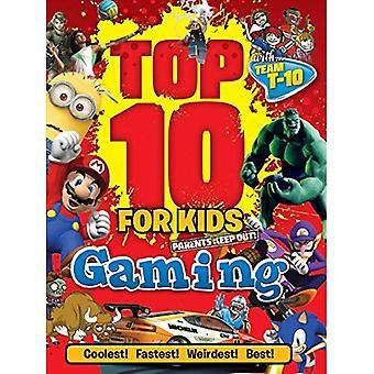 Top 10 pour enfants jeux