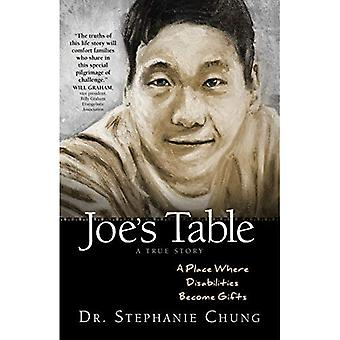 Joe's Table - A True Story: een plaats waar een handicap worden geschenken