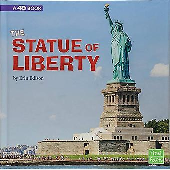 The Statue of Liberty: A 4D Book (National Landmarks)