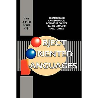 OBJECTORIENTED LANGUAGES by Masini