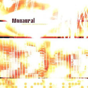 Monaural - Monitor Interference [CD] USA import