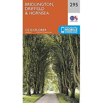 Bridlington - Driffield & Hornsea (September 2015 ed) by Ordnance Sur