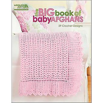 The Big Book of Baby Afghans by Leisure Arts - 9781609001438 Book