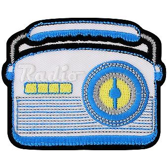 Grindstore Retro Radio Patch