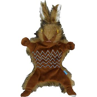 Dog & Co Country Roadkill Plush Hare Dog Toy