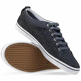 Fred Perry Men's Hallam Hallam Herringbone Tweed Trainers SB9342-491