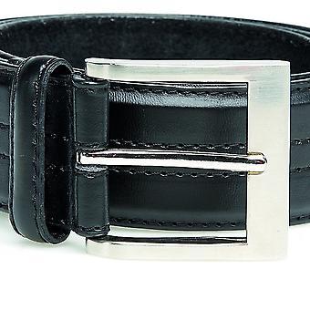 デューク メンズ D555 ハーレー キングサイズ 4 ラインのステッチ ベルト