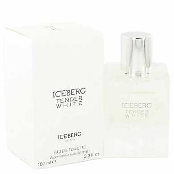 Iceberg Tender White de Iceberg Eau De Toilette Spray 3.3 Oz (femmes) V728-517347