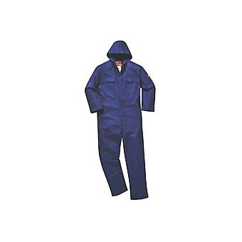 Portwest bizweld vlamvertragende Hooded coverall biz6
