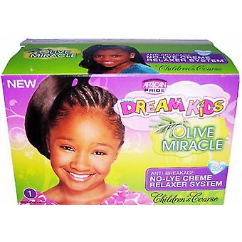 African Pride Dream Kid's Relaxer Coarse Kit
