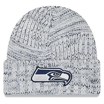 New Era Sideline 2019 Women's Knit Hat - Seattle Seahawks