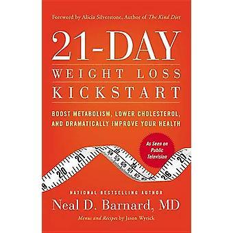 21-Day Weight Loss Kickstart - Boost Metabolism - Lower Cholesterol -
