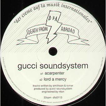 Gucci Soundsystem - Acarpentar [Vinyl] USA import