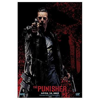 The Punisher (Single Sided Advance Style C) (2004) Original Cinema Poster