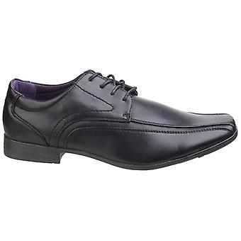 Amerikaanse Brass Hauser Mens Lace Up schoenen