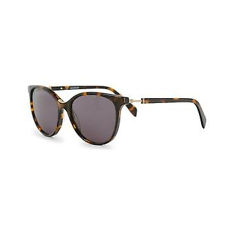 Balmain - Accessories - Sunglasses - BL2102_02 - Women - saddlebrown