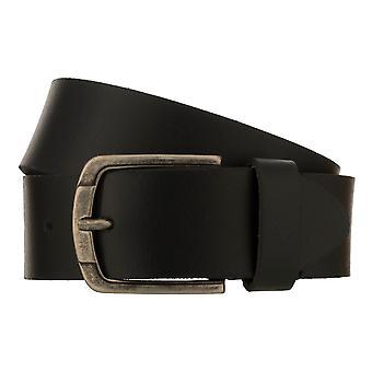 Teal Belt Men's Belt Leather Belt Denim Belt Black 8335