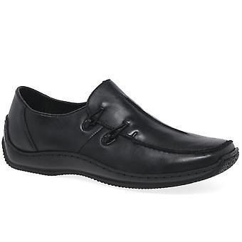 ريكر سيليا السيدات الجلود عارضة الأحذية L1751