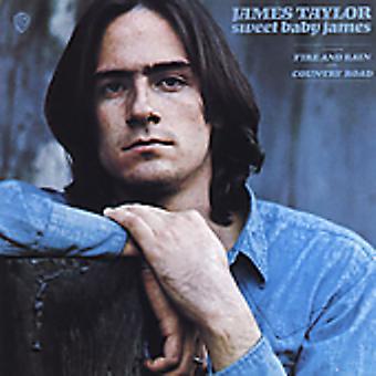 James Taylor - Sweet Baby James [CD] USA import