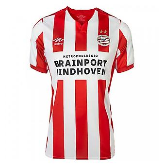 2019-2020 PSV Eindhoven Home Football Shirt
