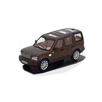 Land Rover Discovery 4 (2010) Diecast Model Car