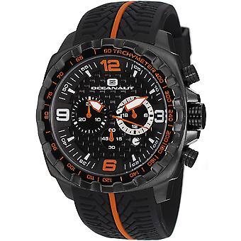 Oceanaut Men's Black Dial Watch - OC1126
