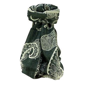 Mens Muffler Scarf 1419 Fine Pashmina Wool by Pashmina & Silk