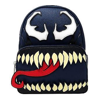 Loungefly x Marvel Venom Cosplay Mini Backpack
