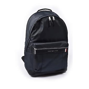 Tommy Hilfiger Elevated Nylon Backpack Sky Captain