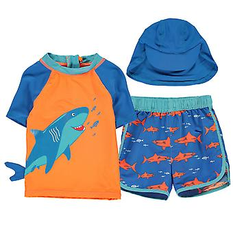 Crafted Essentials Kids YB 2PC Sunsf Childs Beach Swimsuit