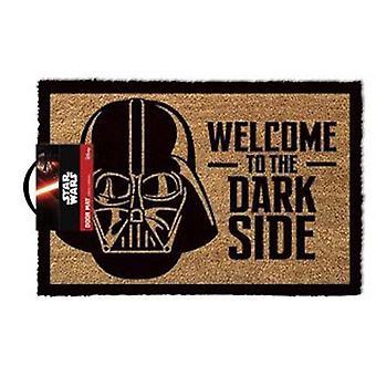 Star wars - velkommen til den mørke sidedørmatten