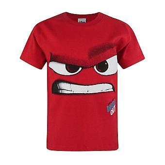 Disney Inside Out Anger Kid's T-Shirt