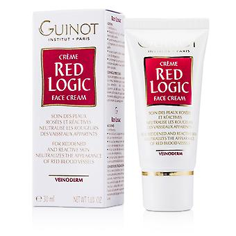 Rode logische gezichtscrème voor rood en reactief huid 18548 30ml/1.03oz