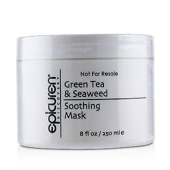 Green tea & seaweed soothing mask (salon size) 230458 250ml/8oz