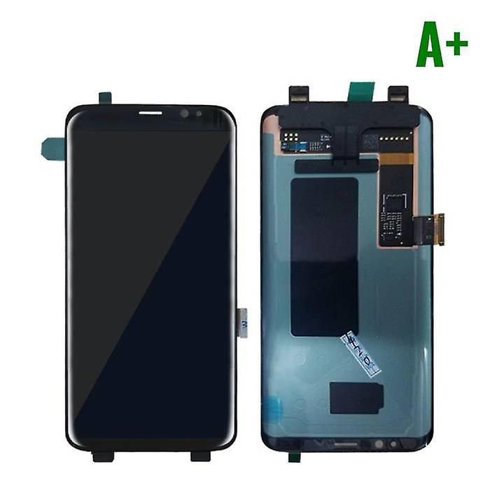 Stuff Certified® Samsung Galaxy S8 Display (AMOLED + Touch Screen + Parts) A + Quality - Black
