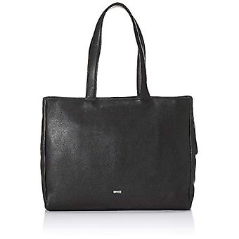 BREENola 14 Black Tote M Woman Bag ToteNero (Black)14x30x38 centimeters (B x H x T)