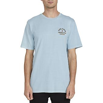 Volcom CJ Collins Short Sleeve T-Shirt in Cool Blue